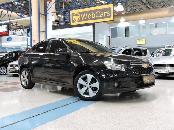 Chevrolet Cruze 1.8 Sedan Lt Flex 16v - Automático 2013