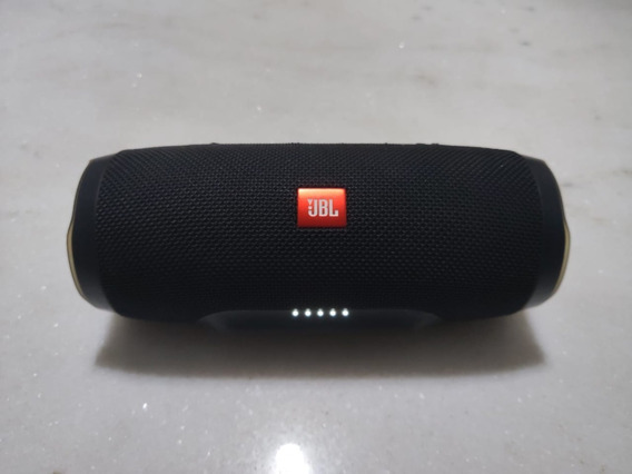 Caixa De Som Jbl Charge 3, Original Bluetooth
