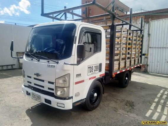 Camión Chevrolet Nhr Ii - Estacas