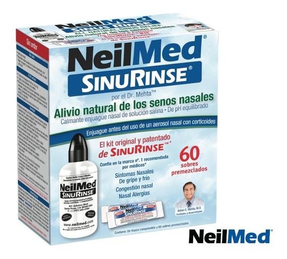 Lavador Nasal Wallmed Neil Med