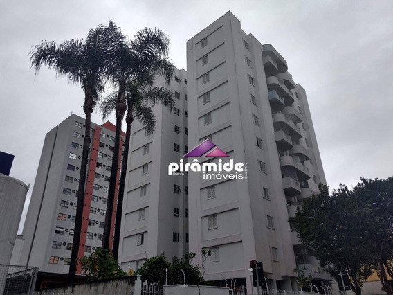 Apartamento Com 2 Dormitórios À Venda, 80 M² Por R$ 320.000,00 - Vila Adyana - São José Dos Campos/sp - Ap11360