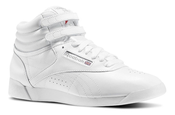 Zapatillas Reebok Freestyle Blancas