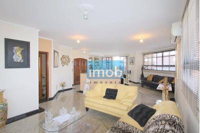 Cobertura Residencial À Venda, Embaré, Santos. - Co0162