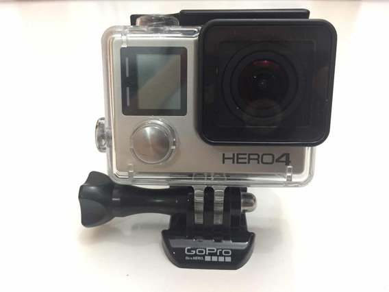 Gopro Hero 4 Silver Com 32gb