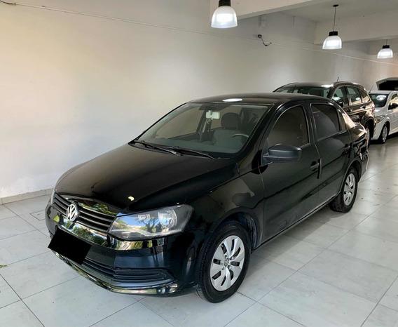 Volkswagen Voyage 1.6 Gnc Comfortline Plus 2013