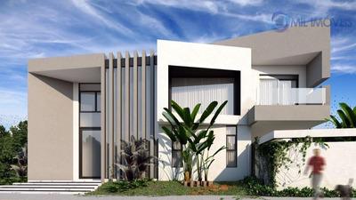 Terreno Residencial À Venda, Jardim Do Golfe, São José Dos Campos. - Te0380