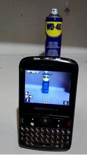 Celular Motorola Modelo Ex-115 Para Retirar Peças.