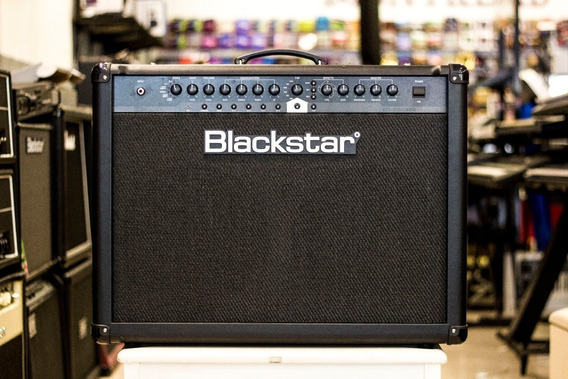 Amplificador Blackstar Id260tvp - 2x12pol 120w + Brinde
