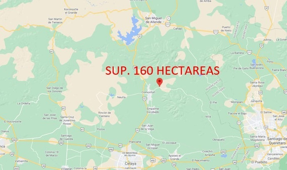 Rancho Epitacio Huerta, Michoacan Sup. 160 Hectareas