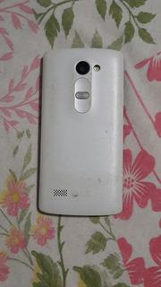 Celular Lg Leon 4g Com Defeito No Touch Display