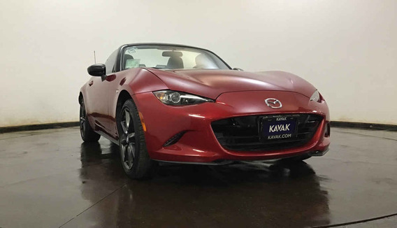 Mazda Mx-5 I Sport / Combustible Gasolina 2017 Con Garantía