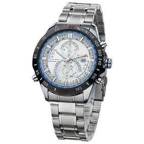 Relógio Masculino De Pulso Alta Qualidade Aço Inox