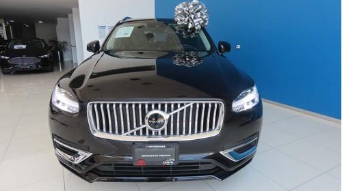 Imagen 1 de 11 de Volvo Xc90 Inscription T8 Phev 2020 Onyx Black