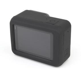 Capa Case Protetora Silicone Gopro Hero 7 + Película Vidro