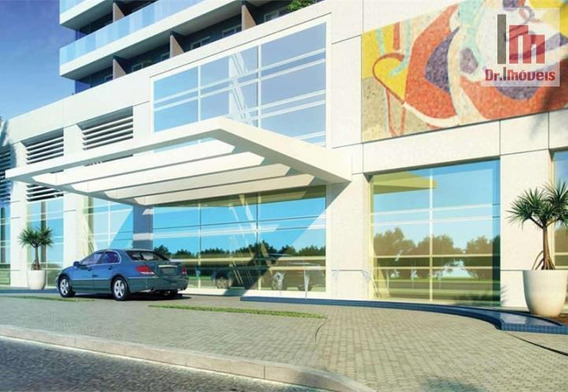 Sala Comercial Para Locação Em Belém, Marco, 1 Banheiro, 1 Vaga - A4475