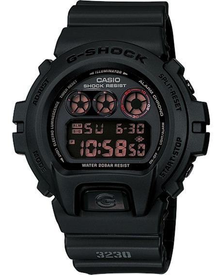 Relógio Casio Masculino G-shock Dw-6900ms-1dr Original Nf