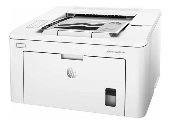 Impressora Hp Laserjet Pro M203dw Wifi