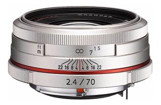 Lente Objetivo Pentax K-mount Hd Da 70mm F/2.4 70-70mm