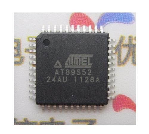 Smd At89s52-24au 8-bit Microcontroladores Flash 8051 Tqfp44