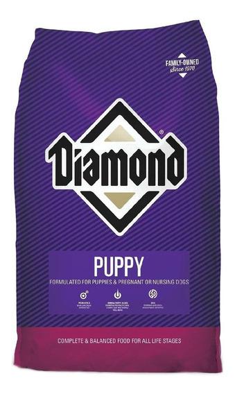 Alimento Diamond Super Premium Puppy perro cachorro todos los tamaños 9.07kg