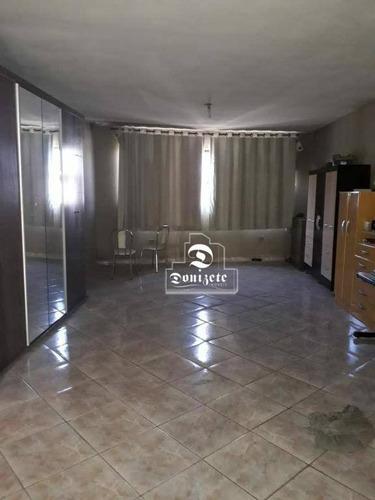 Prédio À Venda, 190 M² Por R$ 510.000,00 - Vila América - Santo André/sp - Pr0042