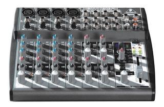 Mezcladora 12 Canales Xenyx 1202fx Behringer Envio Gratis