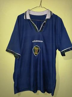 Jersey Seleccion Escocia Umbro Mundial Francia 1998