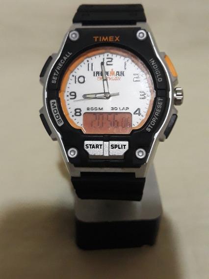 Relogio Timex Anadigi Esportivo - T5k200w( Original )