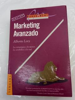 Marketing Avanzado Alberto Levy