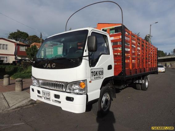 Camion Jac De Estacas