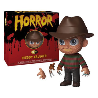 Figura Funko 5 Star Horror - Freddy Krueger