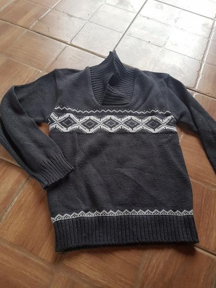 Sweater Buzo Niño Talle 8