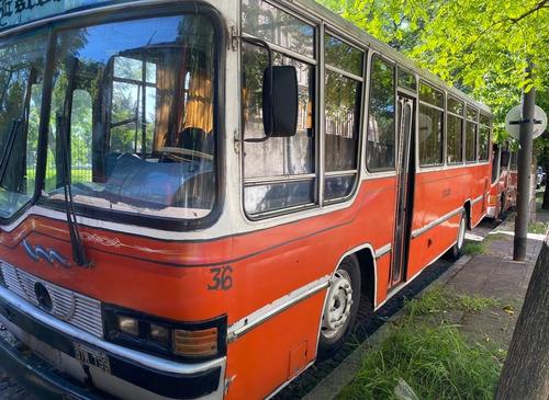 Micro Escolar Colectivo Mercedes Benz Bmo 390 1320