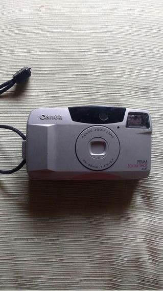 Câmera Fotográfica Canon Funcionando