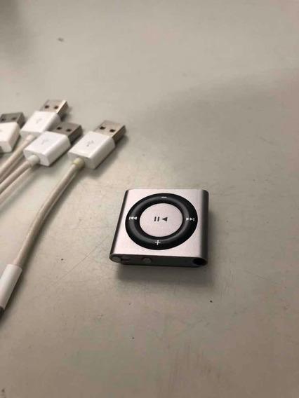 iPod Shuffle 4 Gen Nao Carrega Tudo Ok Funciona Plugado Usb