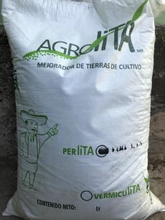 Agrolita O Perlita Costal Sellado 100 Litros 14 Kilos Oferta
