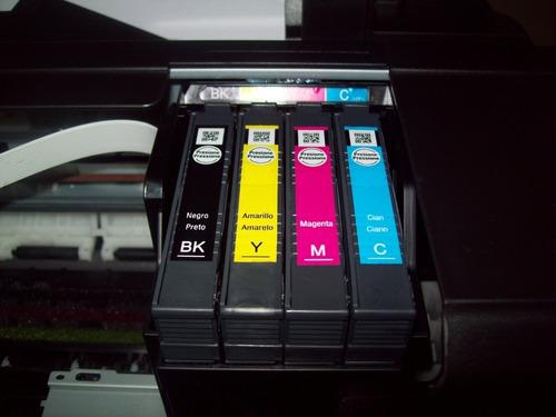 Pack 4 Cartuchos Epson Xp211,xp201,originales