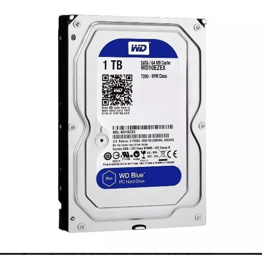Disco Duro De 1 Tb Sellado Para Pc , Dvr , Servidor