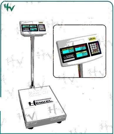 Balanza Electronica Plataforma 300 Kilos Venta Nueva
