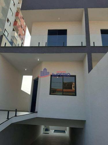 Sobrado Com 3 Dorms, Jardim Vila Galvão, Guarulhos - R$ 780 Mil, Cod: 5510 - V5510
