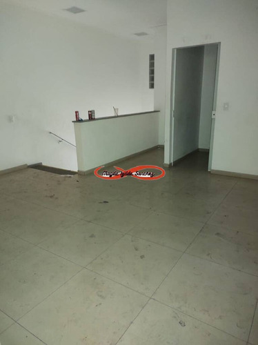 Prédio Comercial Para Alugar - Só A Cinco Minutos A Pé Do Metrô. - 96-lc