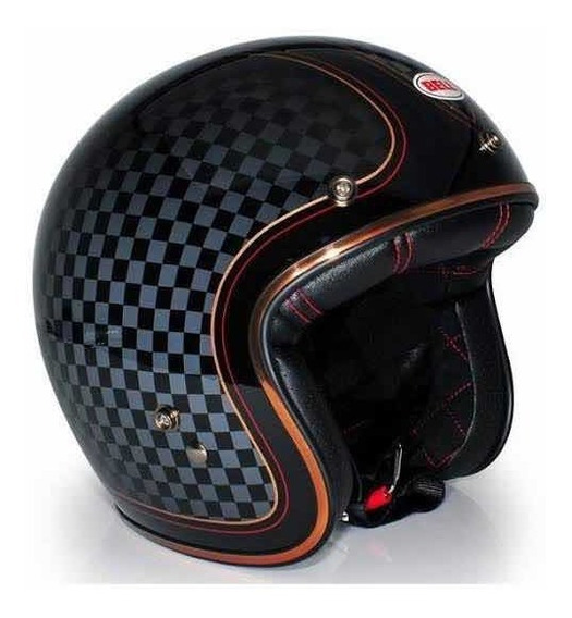 Capacete Bell Custom 500 Rsd Check It 57-58 M Pronta Entrega