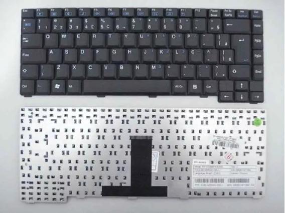 Teclado P/ Notebook Premium Firstline Sim+ Mp-03088pa-4309l