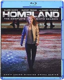Bluray Homeland: Season 6 Envío Gratis
