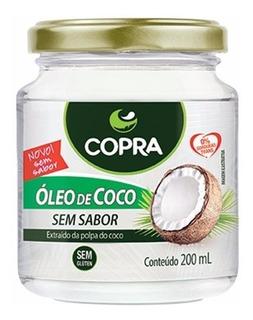 Kit Farinha De Coco + Açúcar De Coco + Óleo De Coco Copra