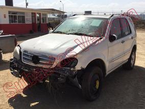Mercedes Benz Ml350 Partes, Refacciones, Piezas, Desarme