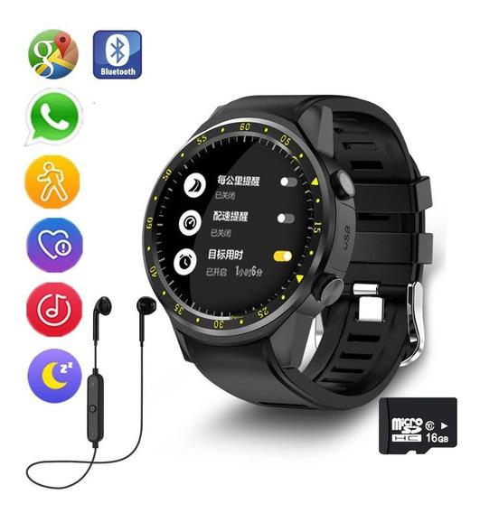 1.3 Polegada Gps Smartwatch Esportes