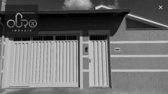 Casa Residencial À Venda, Jardim Santa Lucia, Franca. - Ca0320
