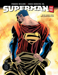 Superman Year One Book One - Variant (2019) Dc Black Label