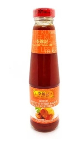 Imagen 1 de 5 de Salsa Agridulce Lee Kum Kee X 240g Importada China